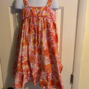 Sophia Rose Girls Summer Dress Size 7